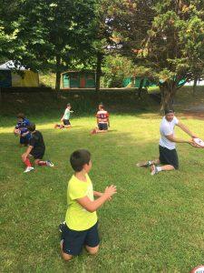 stages de rugby d'été - Technique individuelle