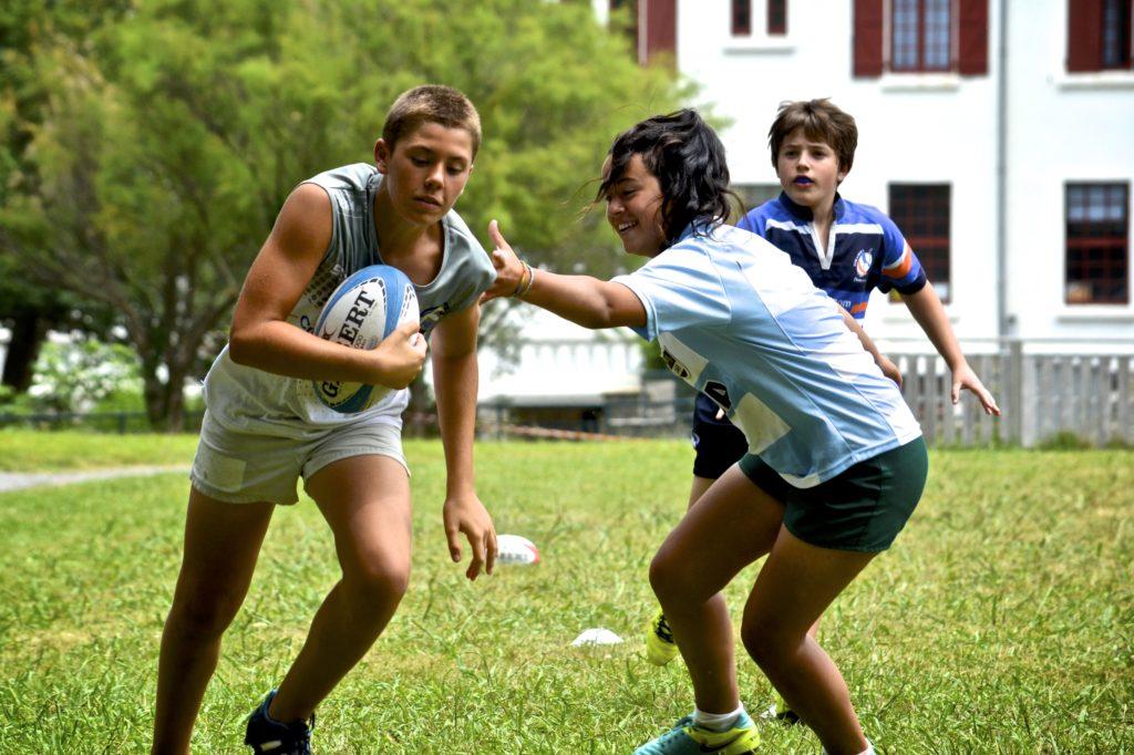 Evitement stages de rugby au pays basque