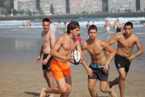 stage de rugby été pays basque
